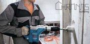 Электрические работы,  сварочные работы,  установка отопления и сантехни